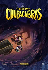 The Legend of Chupacabras Poster