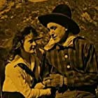 Harry Carey and Molly Malone in Bucking Broadway (1917)