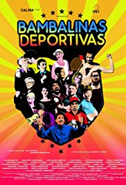 Bambalinas Deportivas Poster
