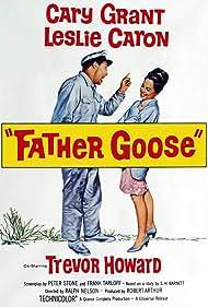 Father Goose (1964) Poster - Movie Forum, Cast, Reviews