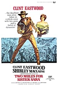 Two Mules for Sister Sara (1970) Poster - Movie Forum, Cast, Reviews