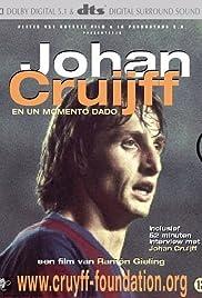 Johan Cruijff - En un momento dado Poster
