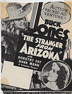 The Stranger from Arizona full movie with english subtitles online download