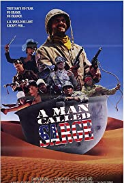 A Man Called Sarge(1990) Poster - Movie Forum, Cast, Reviews