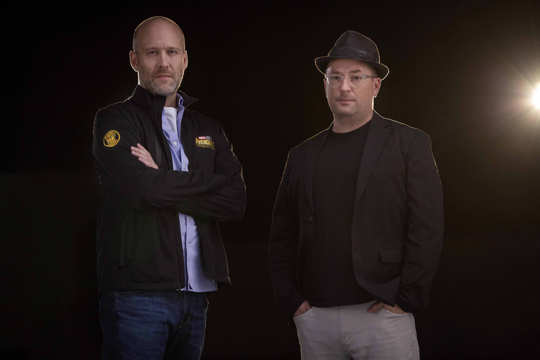 Christopher Markus and Stephen McFeely in Avengers: Endgame (2019)