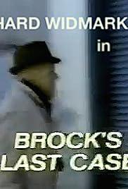 Brock's Last Case Poster