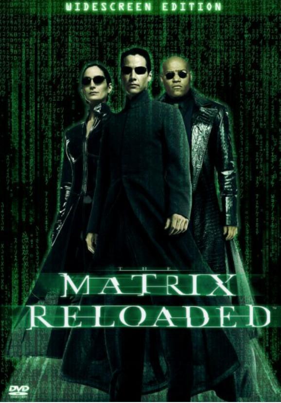 the matrix reloaded i ll handle them 2004