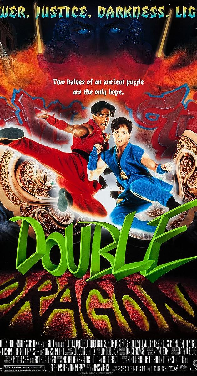 Subtitle of Double Dragon