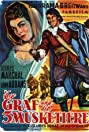 Count of Bragelonne (1954) Poster