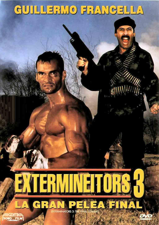 Extermineitors 3: La gran pelea final