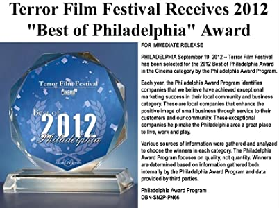 My watch list movies Terror Film Festival Promotional Video 2012 by [Mp4]
