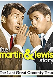 Martin & Lewis: Their Golden Age of Comedy Poster