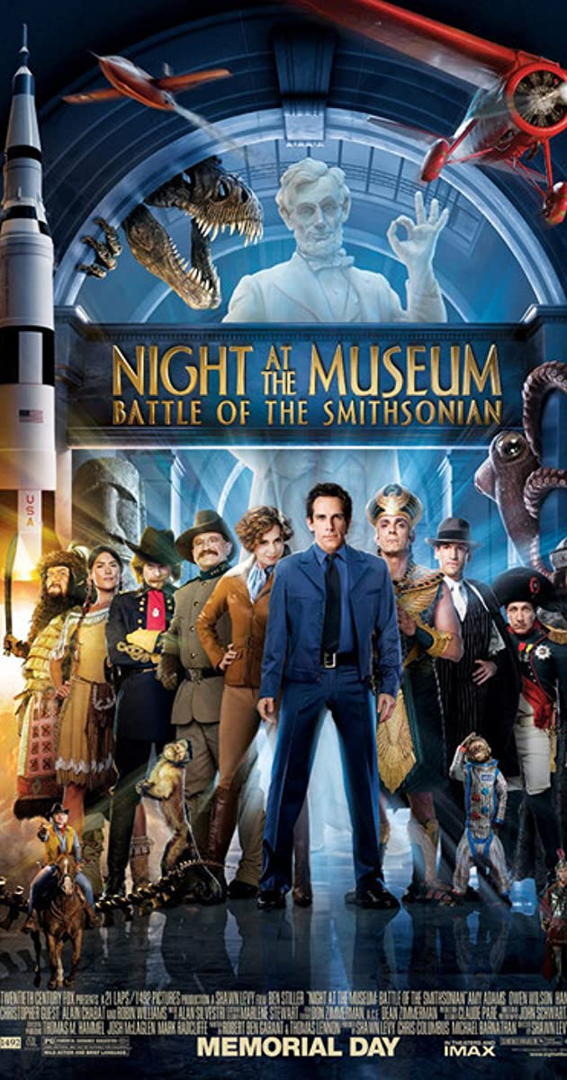 Free Download Night at the Museum: Battle of the Smithsonian Full Movie