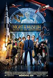 Night at the Museum 2: Battle of the Smithsonian 2009 Movie BluRay Dual Audio Hindi Eng 300mb 480p 1GB 720p 4GB 1080p