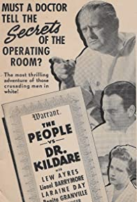 Primary photo for The People vs. Dr. Kildare