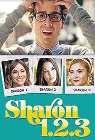 Erinn Hayes, Nadine Velazquez, Skyler Samuels, and Matt Bush in Sharon 1.2.3. (2018)