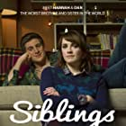 Charlotte Ritchie and Tom Stourton in Siblings (2014)