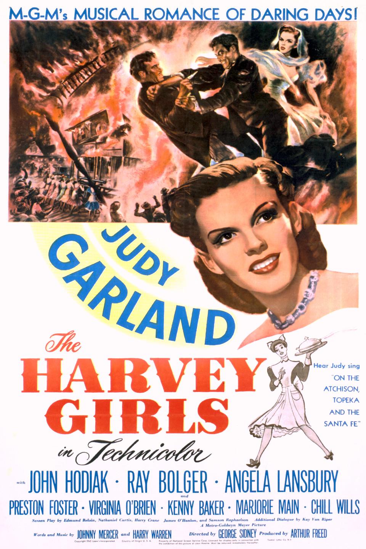 Harvey Girl Movie Train sarah nackt Heiße