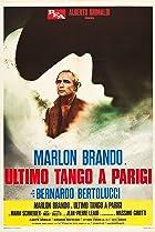 Last Tango in Paris (1972) Poster