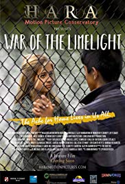 War of the Limelight Poster