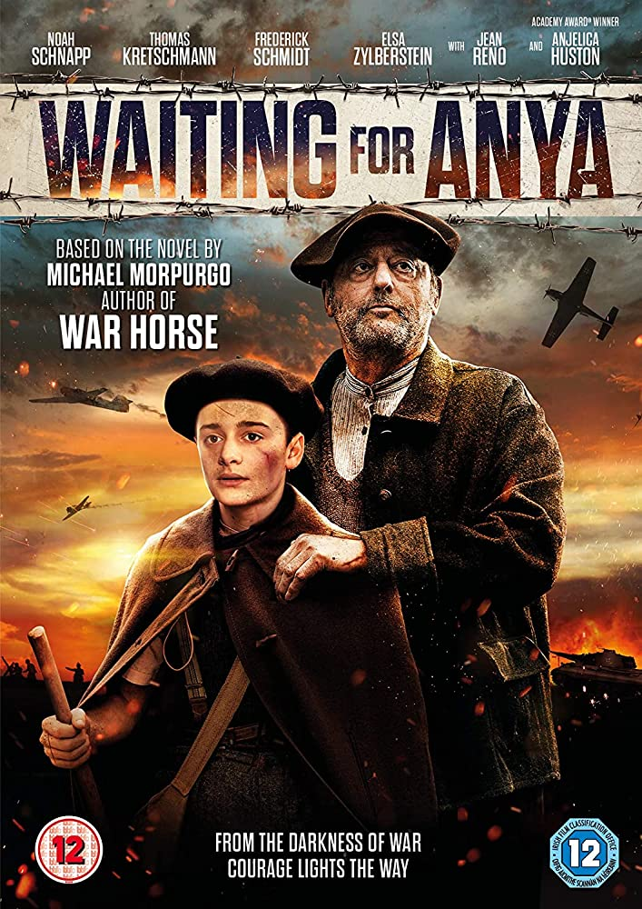 Waiting for Anya (2020) Dual Audio Hindi 350MB BluRay 480p Download