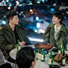 Seo Jun Park and Kim Da-Mi in Itaewon Keullasseu (2020)