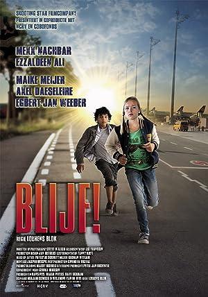 Blijf! film Poster