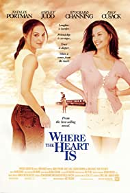 Ashley Judd and Natalie Portman in Where the Heart Is (2000)