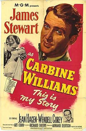 Richard Thorpe Carbine Williams Movie