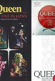 Queen Live in Japan Poster