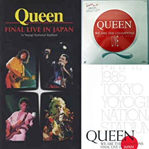 HD movie 720p free download Queen Live in Japan [720px]