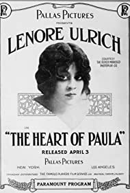 Lenore Ulric in The Heart of Paula (1916)