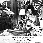 Sara Montiel and Zeni Pereira in Samba (1965)