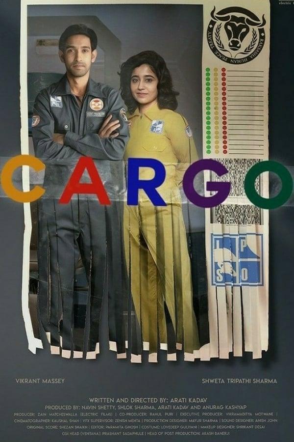 Cargo (2020) Hindi Movie 480p NF HDRip x264 ESubs 400MB