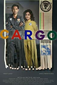 Shweta Tripathi and Vikrant Massey in Cargo (2019)