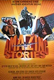 Amazing Stories (1986) Poster - Movie Forum, Cast, Reviews