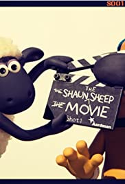 Shaun the Sheep the Movie Green Light to Opening Night Poster