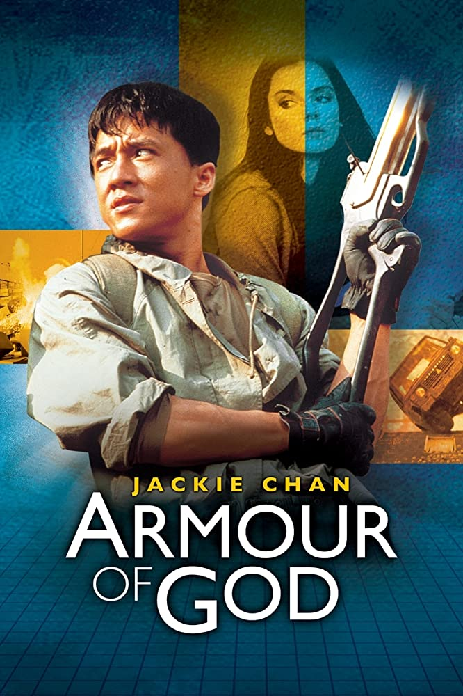 Poster Armour of God (1986)