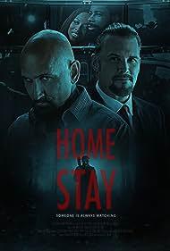 Robert LaSardo, Scott King, Kedrick Brown, Sam Rivas, and Tiffanie Mims in Home Stay (2020)