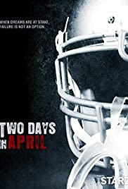 Two Days in April Poster