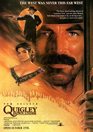 Where to stream Quigley Down Under