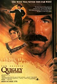 Quigley Down Under (1990) Poster - Movie Forum, Cast, Reviews