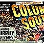 Audie Murphy, Joan Evans, Gregg Palmer, and Robert Sterling in Column South (1953)