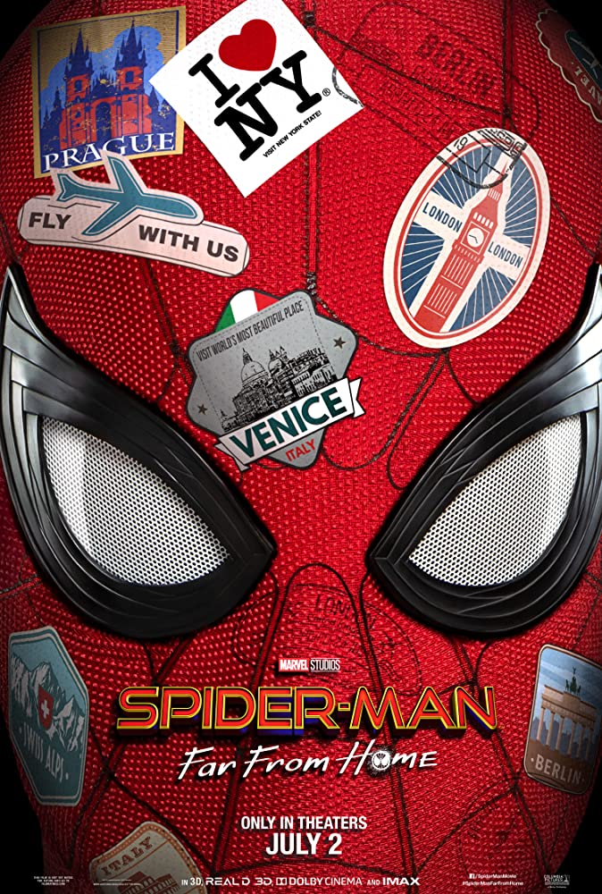 Örümcek Adam Evden Uzakta - Spider Man Far from Home (2019) m1080p DUAL BluRay Torrent indir