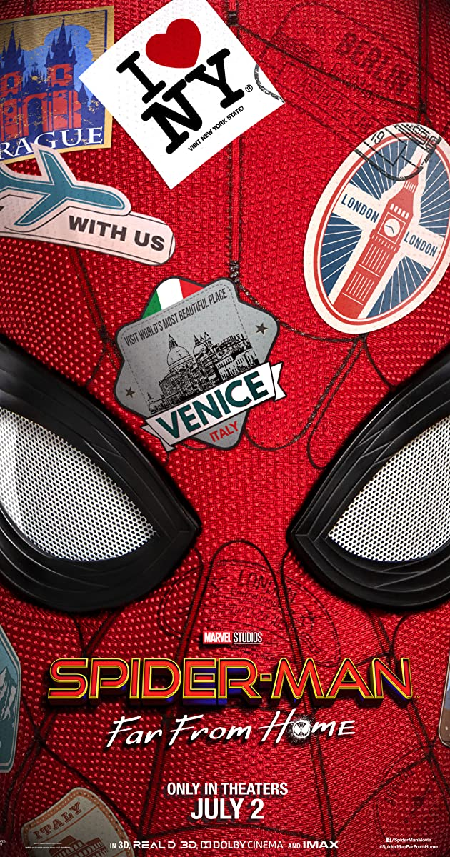 Spider-Man Far From Home (2019) [BluRay] [720p] [YTS.LT]