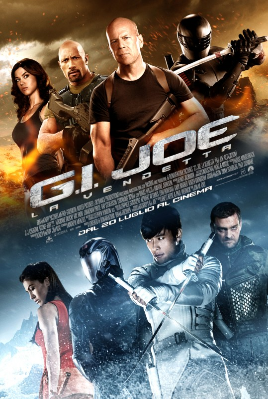 G.I. Joe: Retaliation (2013) Hindi Dubbed