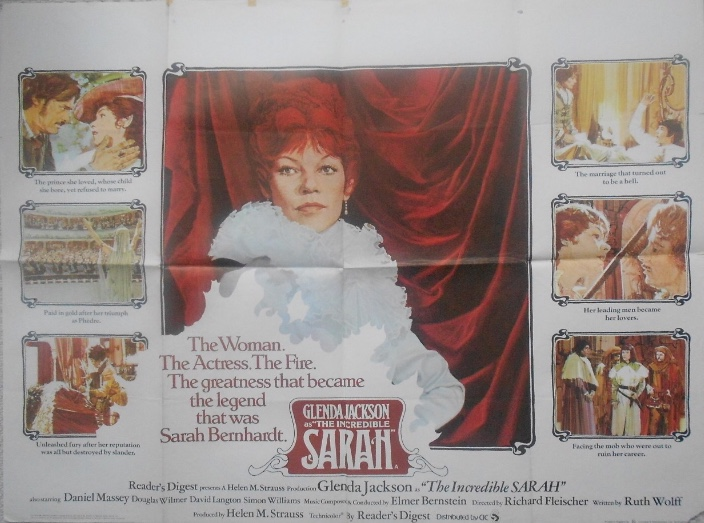 The Incredible Sarah (1976)