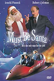 Dabney Coleman, Deanna Milligan, and Arnold Pinnock in Must Be Santa (1999)