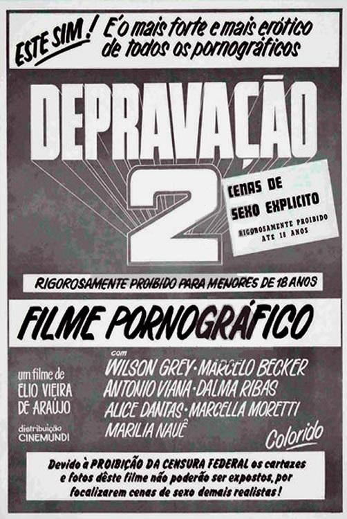 Depravação II ((1982))