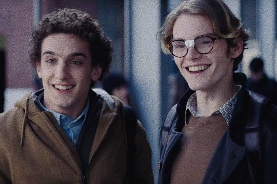 Paul Scarfoglio and Robin Migné in Skam France (2018)